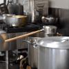 厨房排水グリストラップつまり