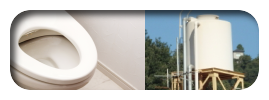 トイレつまり 貯水槽つまり
