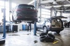 無保険車のレッカー移動サービスは、持ち込み車検サービスにご利用いただけます