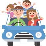 確実な点検で家族ドライブを楽しい思い出にしましょう