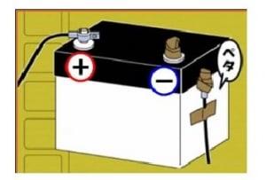 バッテリーの保管方法